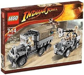 LEGO Indiana Jones Race for The Stolen Treasure