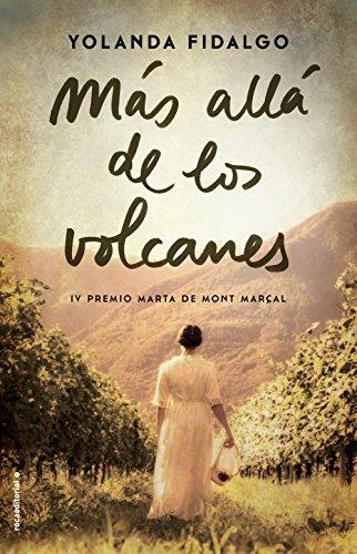 Ms all de los volcanes (Novela)