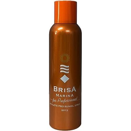 BRISA MARINA(ブリサ マリーナ) アスリートプロ サンオイルスプレー [SPF2] Professional Edition [アスリートプロ 日焼け用スプレー] Z-0CBM0016610