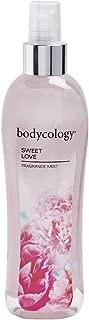 Bodycology Sweet Love Fragrance Mist, 8 Ounce