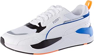 PUMA X-RAY 2 SQUARE, Sneaker Unisex - Adulto, Bianco (Puma White/Puma White/Puma Black/Lapis Blue), 40 EU