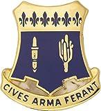109th Infantry Unit Crest (Cives Arma Ferant)
