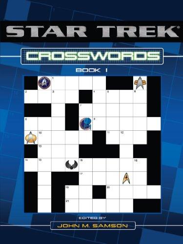 Star Trek Crosswords Book 1