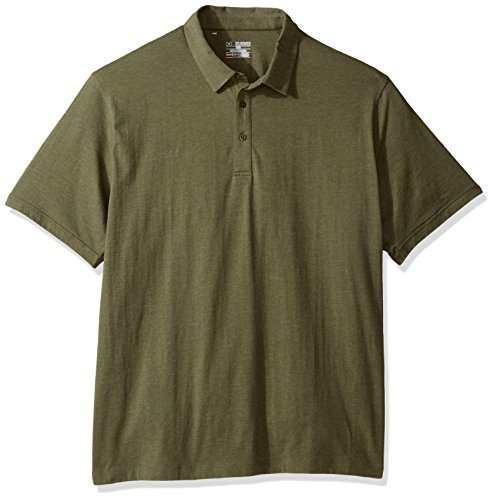 Under Armour Tactical T-Shirt Homme Marine Od Green FR : 2XL (Taille Fabricant : 2XL)