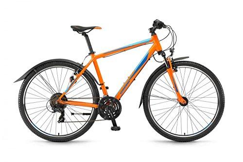 Trekkingrad Winora Grenada 28' Damen, Rahmenhöhen:56, Farben:Orange/Blau