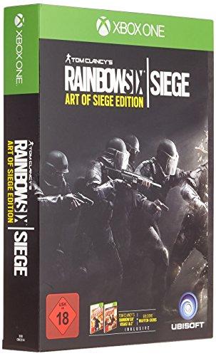 Tom Clancy's Rainbow Six Siege - Art of Siege Edition - [Xbox One]