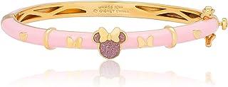 جواهرات مینی دیزنی مینی برای زنان و دختران ، مینا طلای زرد رنگ و زرق و برق در 90 سالگرد تولد میکلی زرق و برق دار