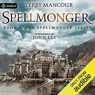 Spellmonger cover art