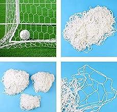 Keenso voetbalnet, voetbalnet in originele grootte sport-vervangend voetbalvoetbalvoetbalnet voor de sporttraining.
