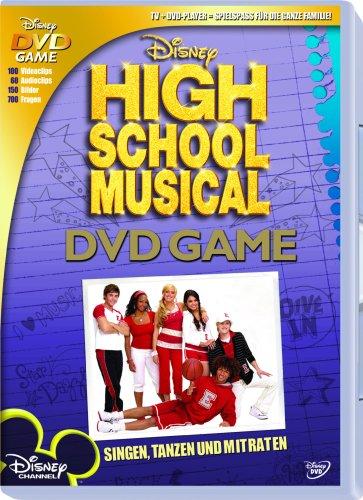 High School Musical - DVD Game