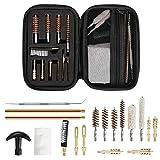 LINGSFIRE Kit de Limpieza de Pistola 18 PCS Universal para Pistola Amplio...
