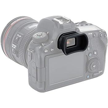 Cámara Ocular Ocular para Canon EF Protector de visor de repuesto ...