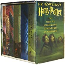 The Harry Potter Collection: The First Six Spellbinding Adventures at Hogwarts