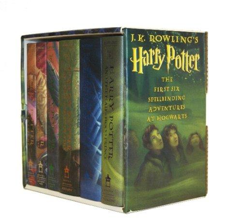 Harry Potter Box Set I-VI