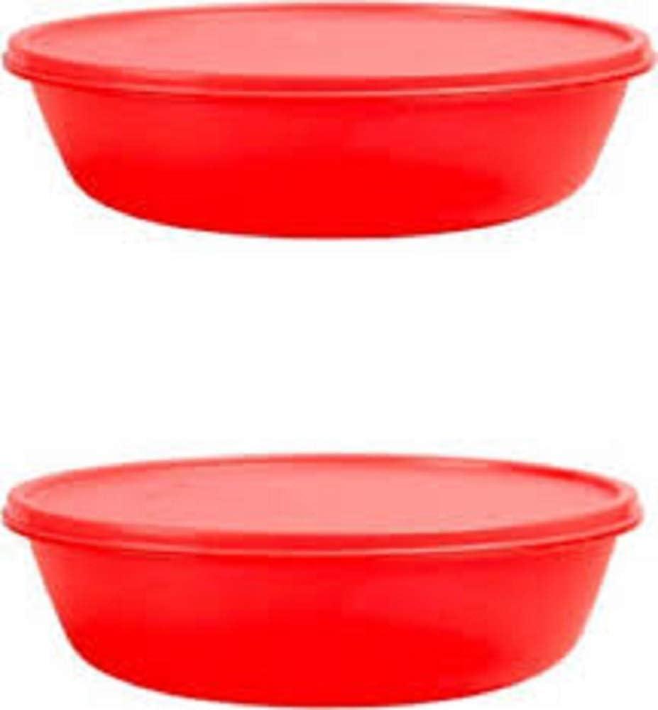 Tupperware Polypropylene Classics 有名な 1.2L Bowl 無料