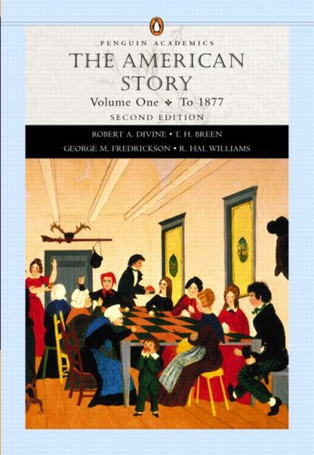 Download American Story, Volume I (Penguin Academics Series), The (2nd Edition) 0321183126