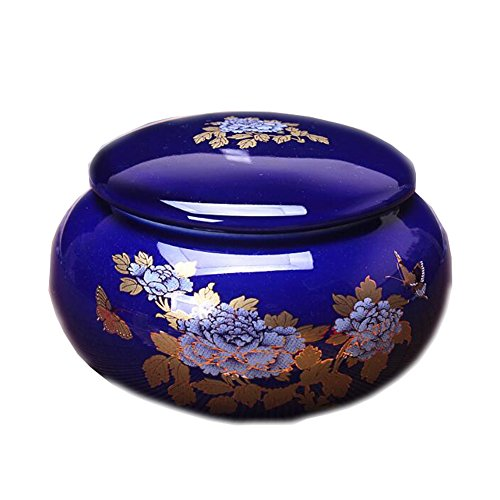 East Majik Chinese Special Design Storage Jars Tea Tins Cans for Tea Coffee Sugar