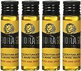 Proraso WOOD AND SPICE Hot Oil Beard Treatment, confezione da 3 (3 x 4 pezzi)