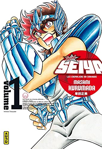 Saint Seiya - Deluxe (les chevaliers du zodiaque) - Tome 1