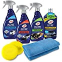 8-Piece Turtle Wax 50733 Complete ICE Premium Car Care Kit