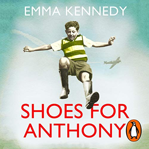 『Shoes for Anthony』のカバーアート