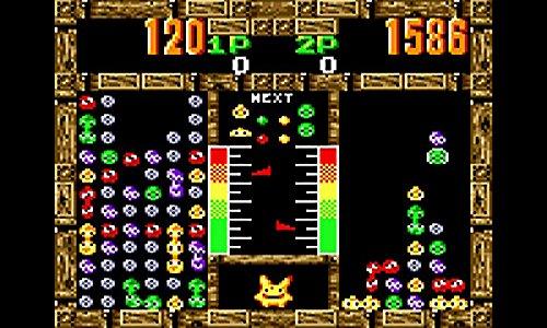 セガ『ぷよぷよ通3DSで遊べるゲームギアソフト(オンラインコード)』