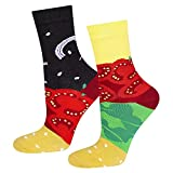 Immagine 1 soxo calze divertenti colorate per