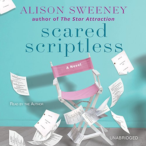 Scared Scriptless audiobook cover art