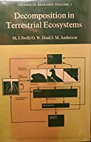 Swift:Decomp Terres Ecosystems: 005 (Studies in Ecology) 0520040015 Book Cover