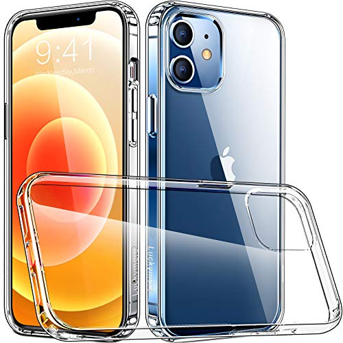 Luckymore Compatible with iPhone 12 Mini Case,Shockproof Phone Case for 5.4 Inch iPhone 12 Mini Cases Released in 2020.