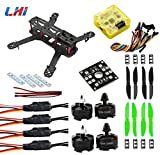 LHI QAV 250mm Quadcopter Frame Racing+ CC3D Flight Controller + MT2204 2300KV Motor +...