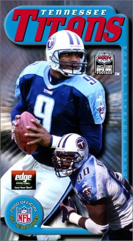 NFL 2000 Yearbook - Tennessee Titans [VHS]