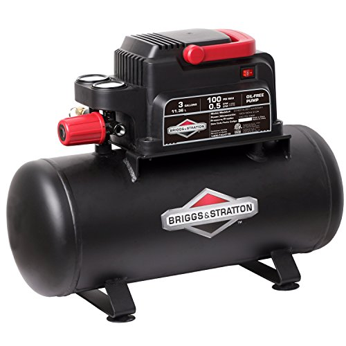 Briggs and Stratton Hotdog 074015-00 3 Gallon Air Compressor