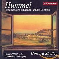Hummel: Piano Concerto in E major