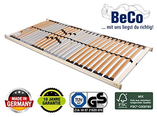 BeCo Medistar 90 x 200 cm, Kopf- und Fußteilverstellung