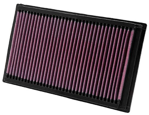 K&N Engine Air Filter: High Performance, Premium, Washable, Replacement Filter: 2006-2012 FORD/MERCURY (Fusion, Milan), 33-2357