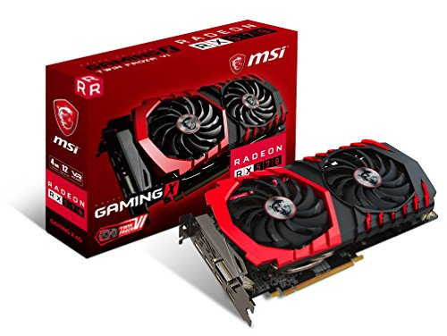 MSI Gaming Radeon RX 570 256-bit 4GB