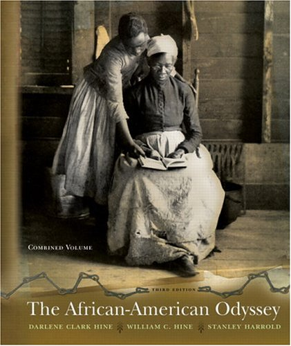 The African-American Odyssey: Combined Volume