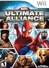 Marvel Ultimate Alliance - Nintendo Wii [videogame]
