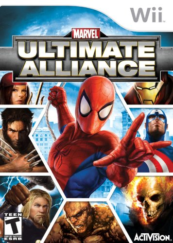 Marvel Ultimate Alliance - Nintendo Wii by Activision