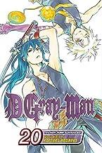 D. Gray-Man, Vol. 20 by Katsura Hoshino(2000-06-01)