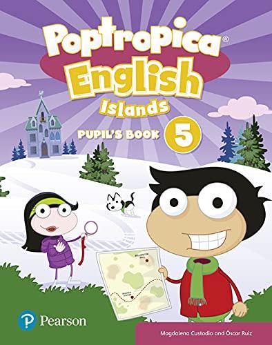 Poptropica English Islands 5 Pupil's Book Print & Digital InteractivePupil's Book -...
