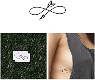 Best infinity arrow tattoo Reviews