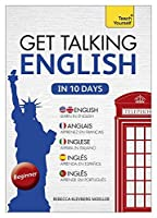 Get Talking English in Ten Days: A Teach Yourself Audio Course by Rebecca Moeller(2014-03-25)