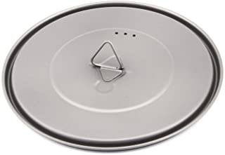 Titanium Lid for TOAKS Cups and Pots