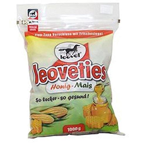Leovet-LEOVETIES Horse Treats Leckerlis Mango Karotte & Honig X 1kg