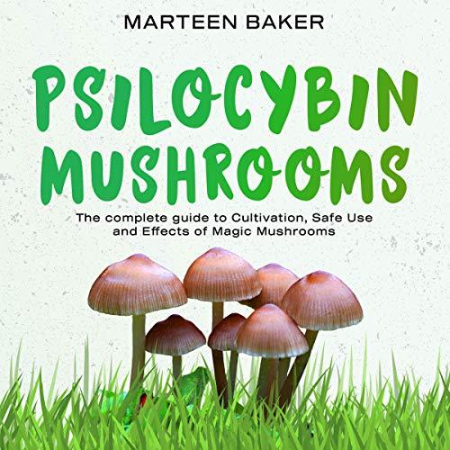 『Psilocybin Mushrooms』のカバーアート