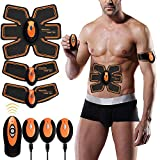 EGEYI Electrostimulateur Musculaire,EMS Appareil Abdominal Smart Abs Muscle...
