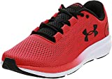 Under Armour Men's Charged Pursuit 2 Running Shoe, Versa Red (601)/White, 11 M US