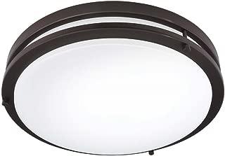 Best bronze flush mount light Reviews